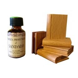 essenza al sandalo - ricarica - profumazione - santalum album - WWW.COSMETICSDIVISION.COM - PREZZO - sandalo - profumo oleoso