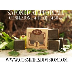 SAPONE D'ALEPPO REALE -...