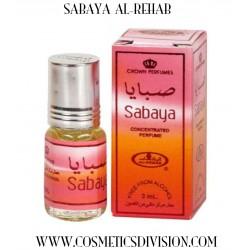 SABAYA AL-REHAB 3ml. olio concentrato WWW.COSMETICSDIVISION.COM - PERSISTENTE - ORIGINALE