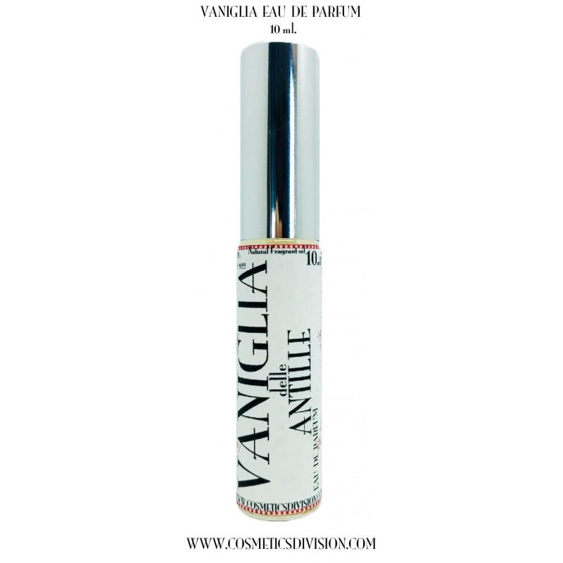 vaniglia delle Antille eau de parfum nicchia WWW.COSMETICSDIVISION.COM - 10 ML.