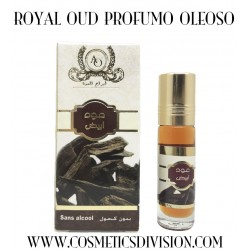 ROYAL OUD PROFUMO OLEOSO 6ml. WWW.COSMETICSDIVISION.COM - afrodisiaco - orientale - mille e una notte