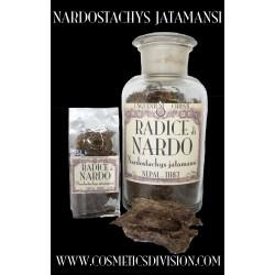 RADICE DI NARDO ESSICCATA 20 GR.  NARDOSTACHYS JATAMANSI  WWW.COSMETICSDIVISION.COM
