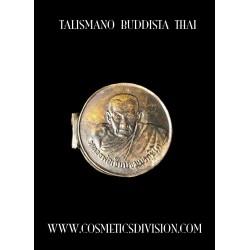 AMULETO - TALISMANO - THAI - THAILANDIA - BRONZO - WWW.COSMETICSDIVISION.COM - MAGIA - RITUALI - BUDDISMO - MEDITAZIONE