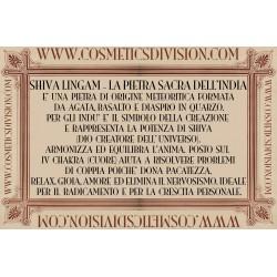 SHIVA LINGAM - METEORITE - LA PIETRA SACRA DELL'INDIA - WWW.COSMETICSDIVISION.COM - PREZZO