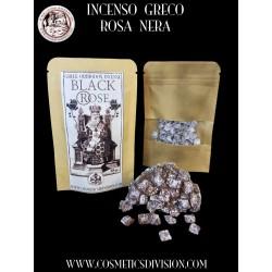 ROSA NERA - BLACK ROSE - INCENSO GRECO - MONTE ATHOS - FUMIGAZIONI - WWW.COSMETICSDIVISION.COM - PREZZO