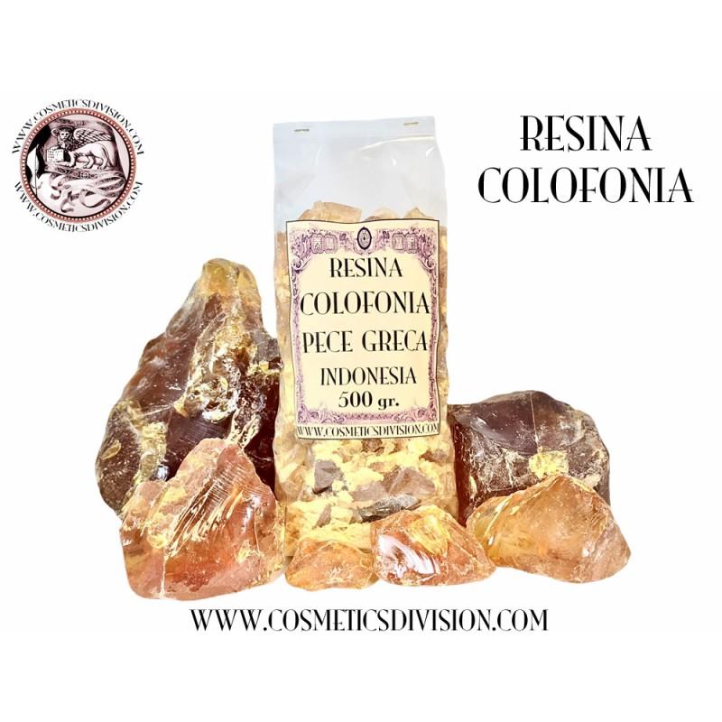 COLOFONIA - PECE GRECA - RESINA - WWW.COSMETICSDIVISION.COM - PREZZO